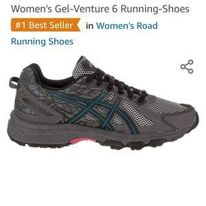 Asics gel venture 6 running shoes